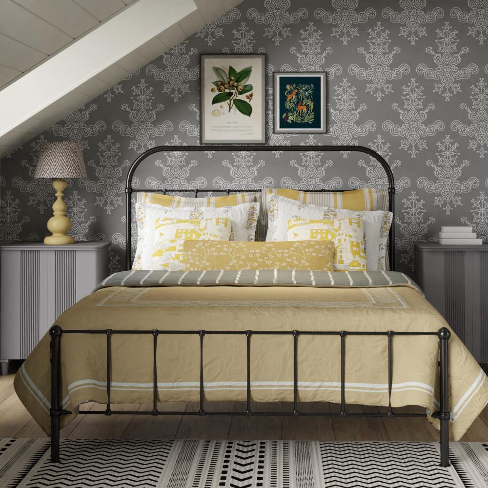 Solomon iron bed