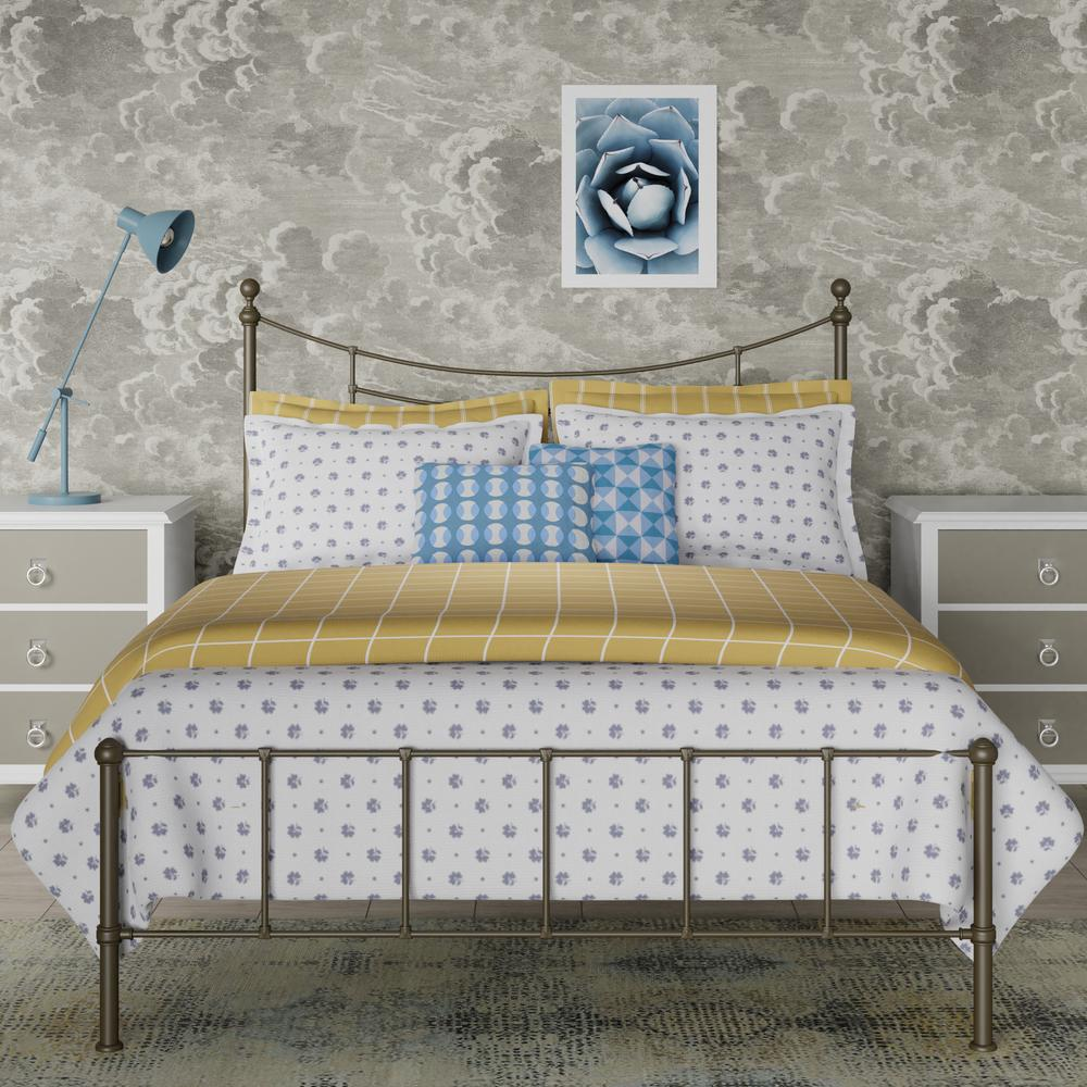 Isabelle iron bed