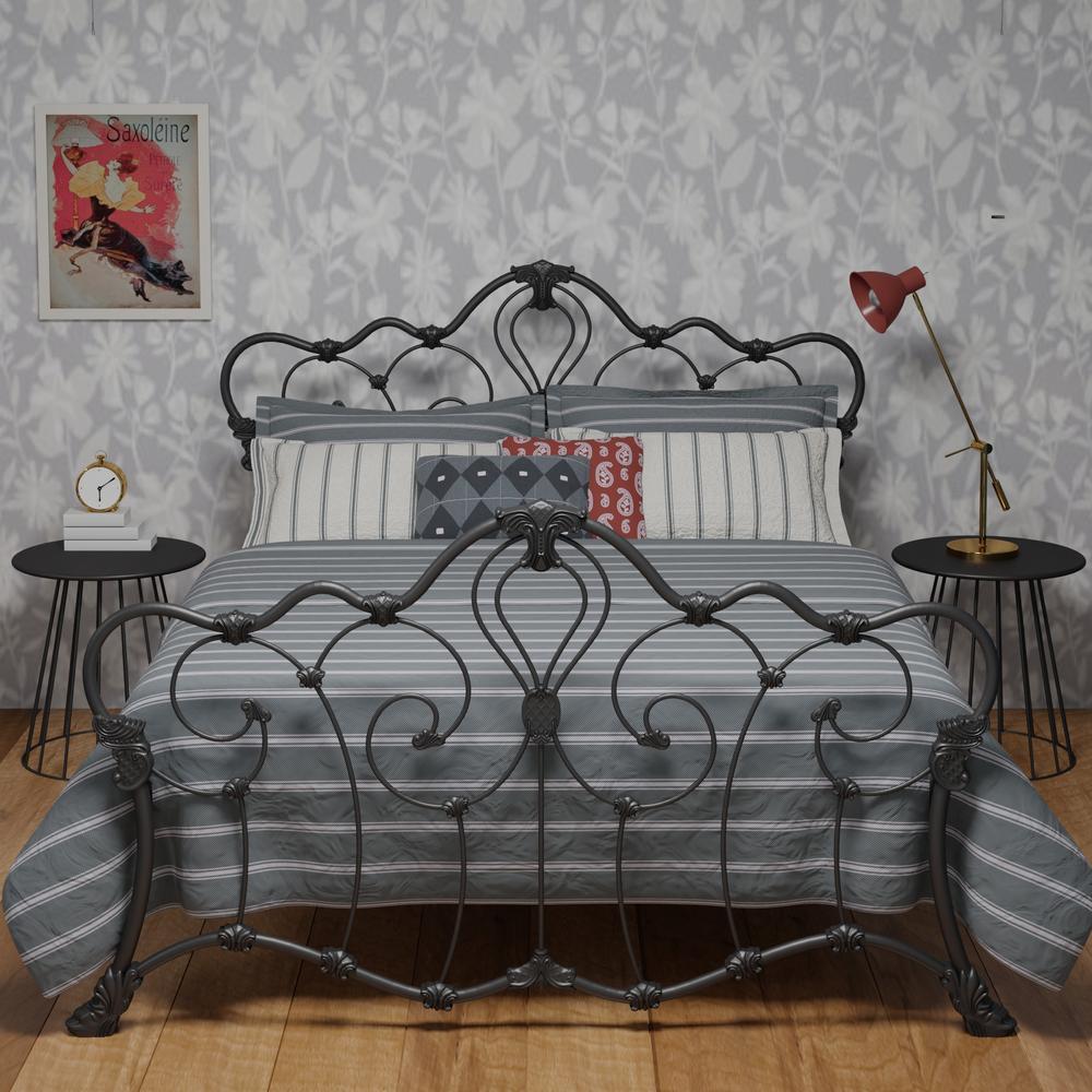 Athalone Iron Bed