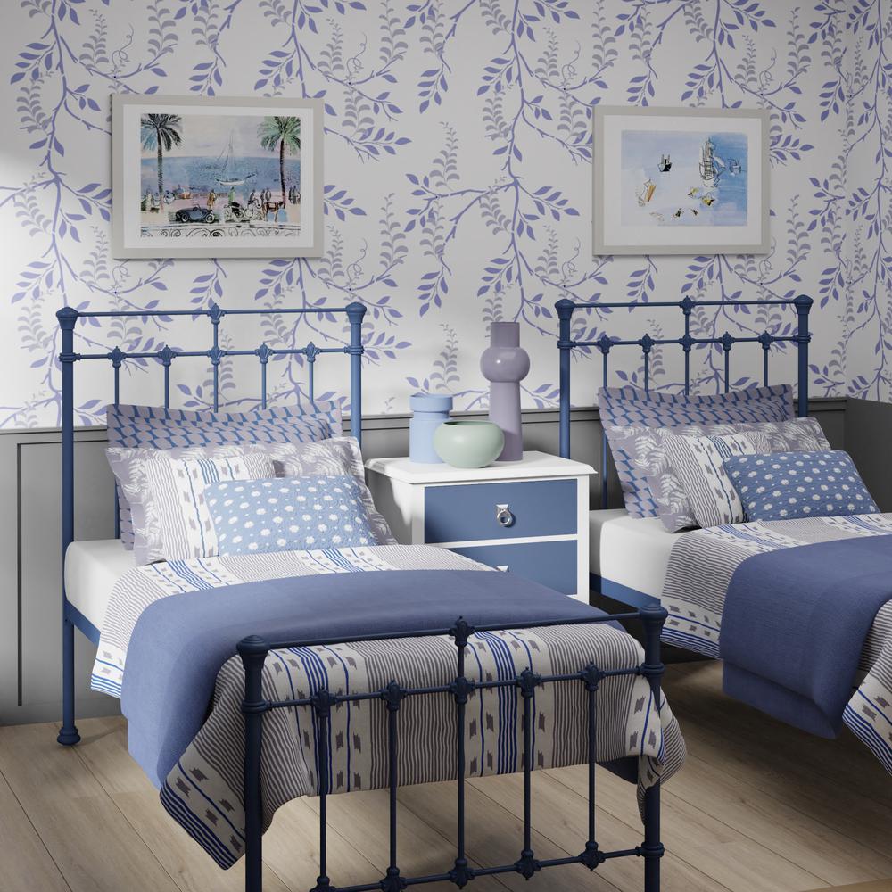 Edwardian Iron bed