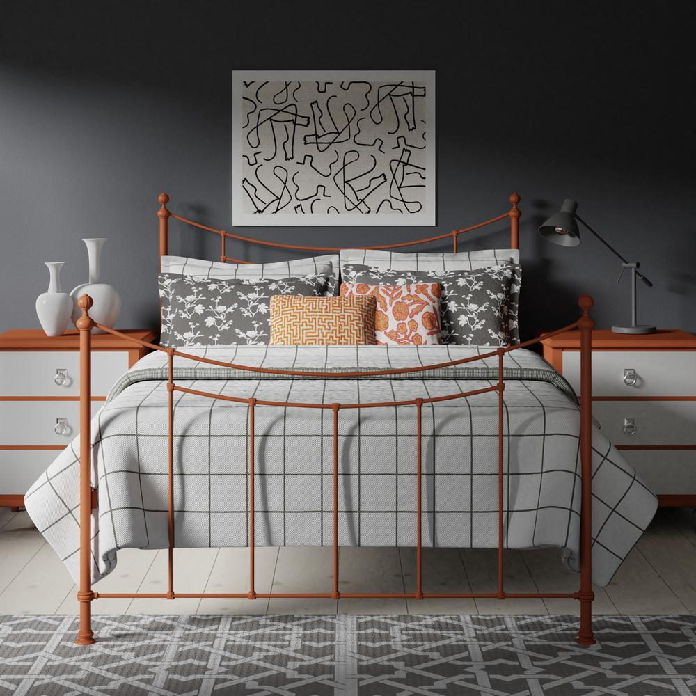 Winchester iron bed