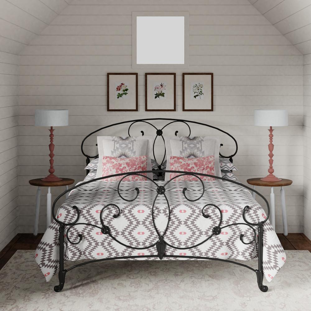 Arigna Iron Bed