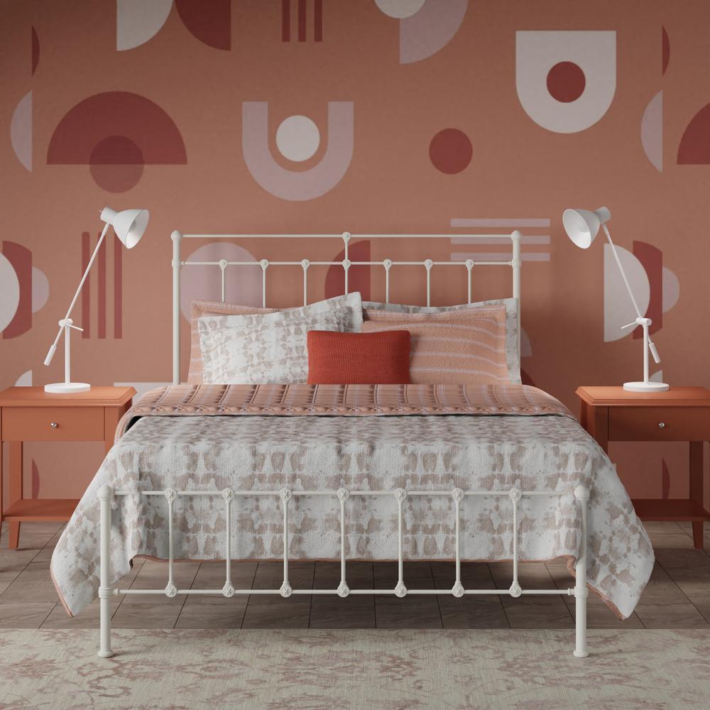 Ashley iron bed