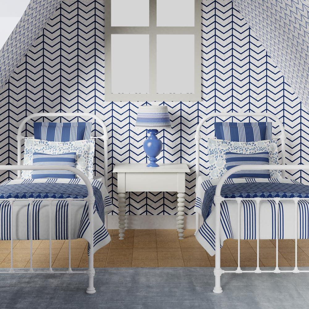 Timolin single bed in white