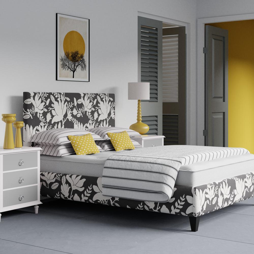 Yushan bed with Juno mattress