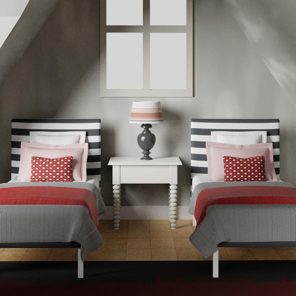Yushan Single Upholstered Bed