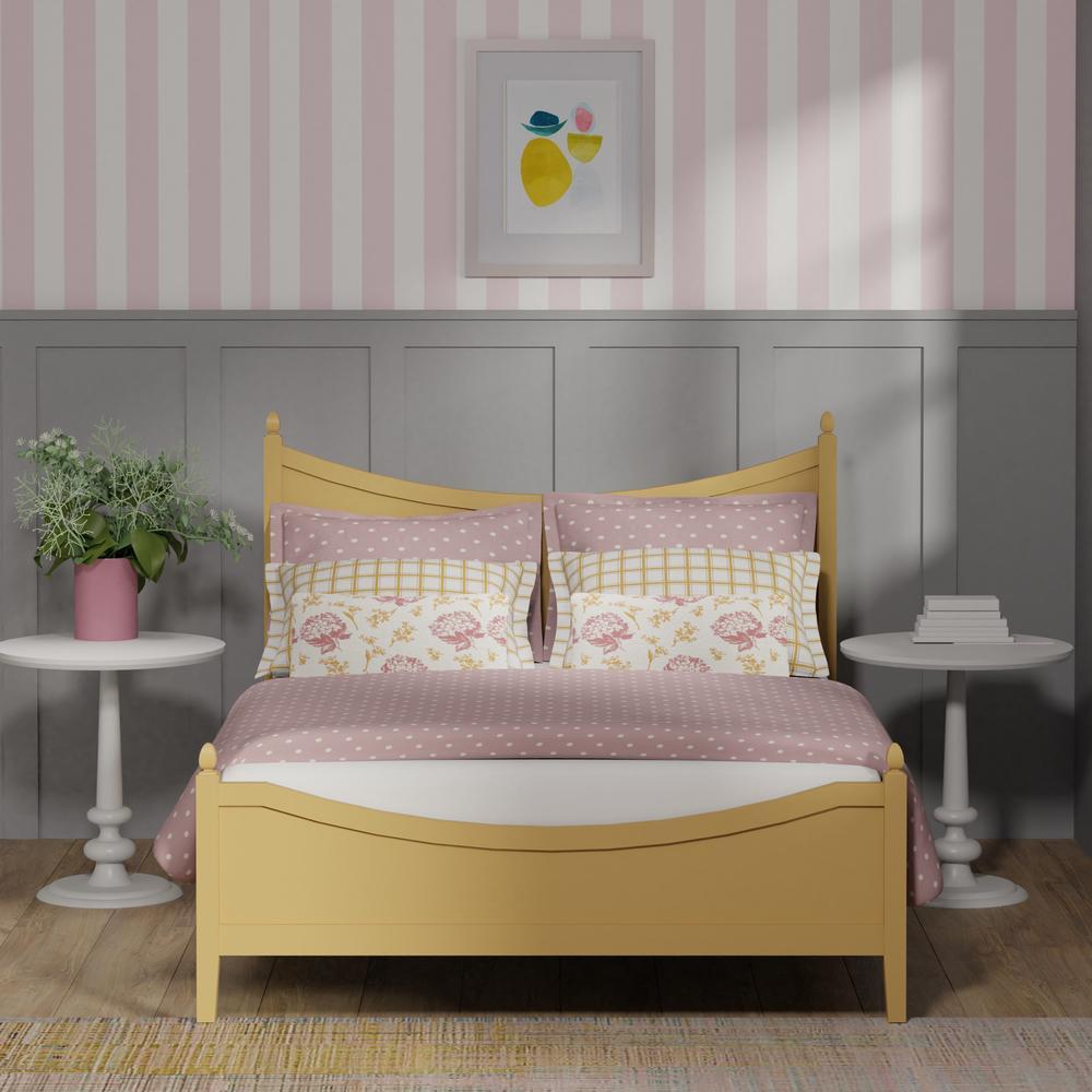 Blake wooden bed