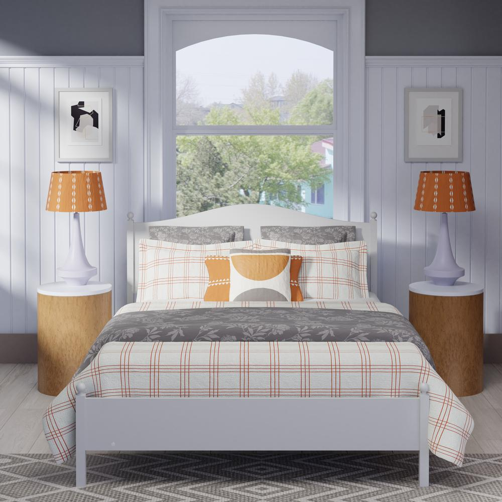 Brady wood bed