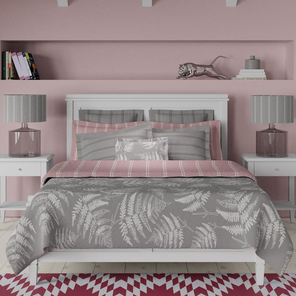 Nocturne bed in white