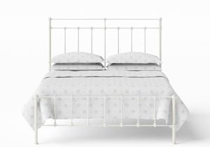 Ashley Iron/Metal Bed in Glossy Ivory - Thumbnail