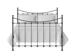 Chatsworth Iron/Metal Bed in Satin Black - Thumbnail