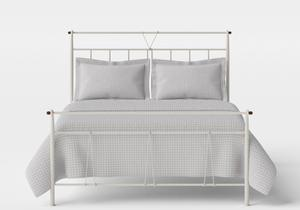 Pellini iron bed in Glossy Ivory - Thumbnail
