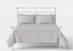 Pellini iron bed in Satin White - Thumbnail