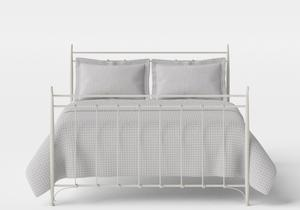 Tiffany iron bed in Glossy Ivory - Thumbnail