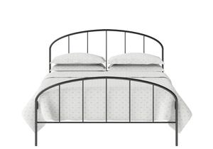 Waldo Iron/Metal Bed in Satin Black - Thumbnail