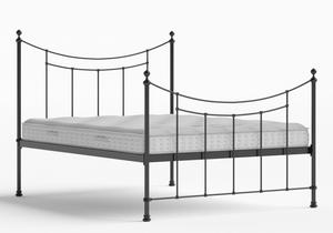 Winchester Iron/Metal Bed in Satin Black - Thumbnail