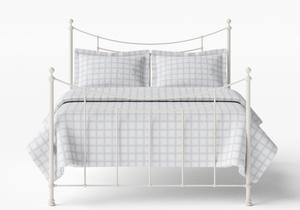 Winchester Iron/Metal Bed in Glossy Ivory - Thumbnail