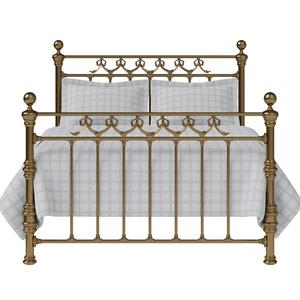 Braemore brass bed - Thumbnail