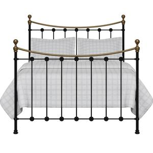 Carrick iron/metal bed in black - Thumbnail