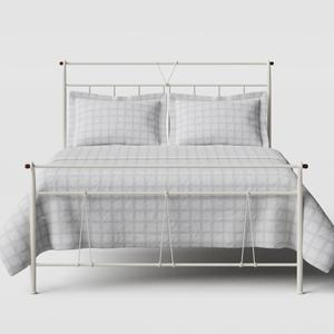 Pellini iron/metal bed in ivory - Thumbnail
