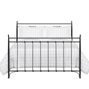Tiffany iron/metal bed in black - Thumbnail