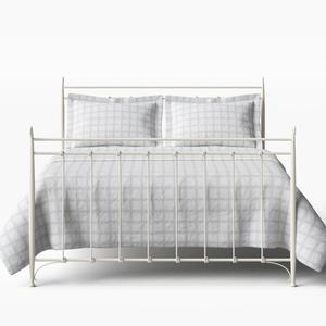 Tiffany iron/metal bed in ivory - Thumbnail