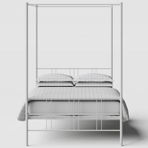 Toulon ijzeren bed in wit - Thumbnail