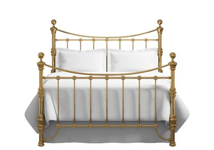 Arran brass bed - Thumbnail