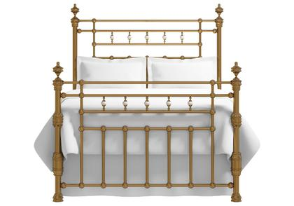 Boyne bed in a brass finish - Thumbnail